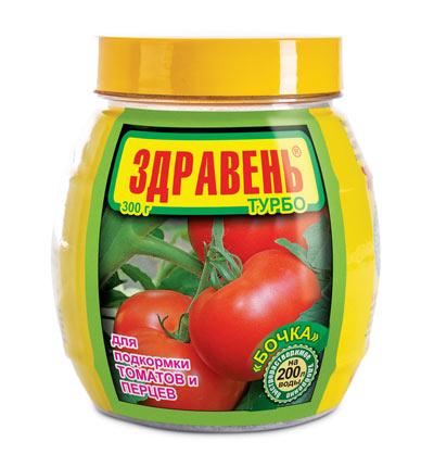 Подкормка Здравень для томатов – залог богатого урожая
