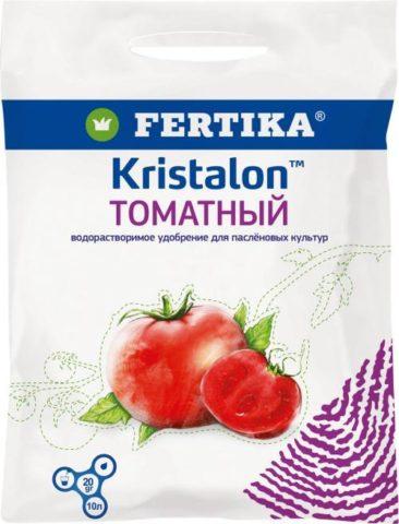 Лучшие комплексные подкормки для томатов по мнению экспертов