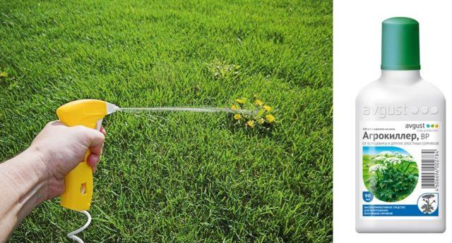 Агрокиллер от сорняков: отзывы дачников + инструкция по применению