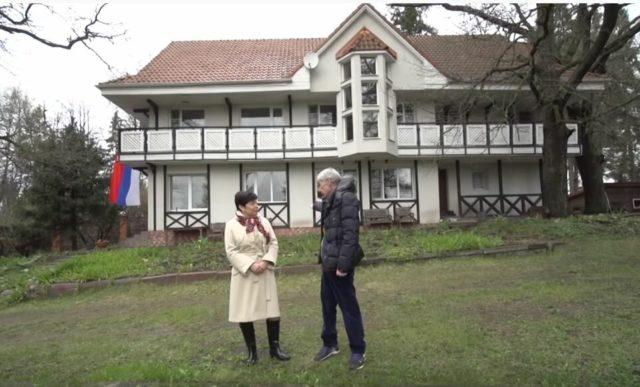 Телеведущий Игорь Николаев и его дача