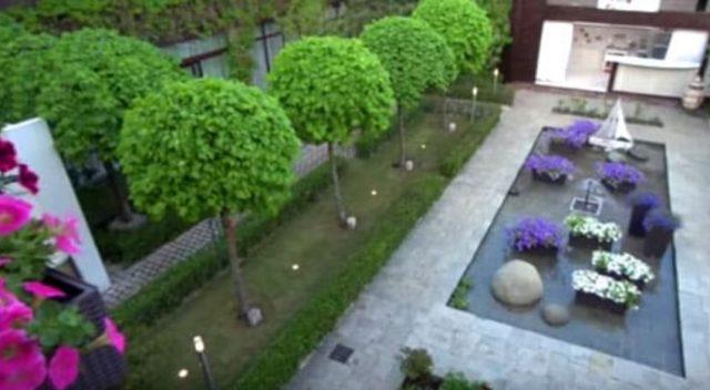 Сад семейства Дибровых